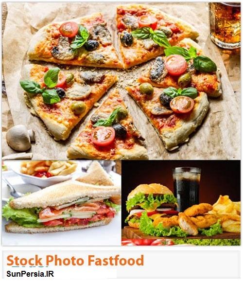 دانلود عکس با کيفيت فست فود Stock Photos Fastfood