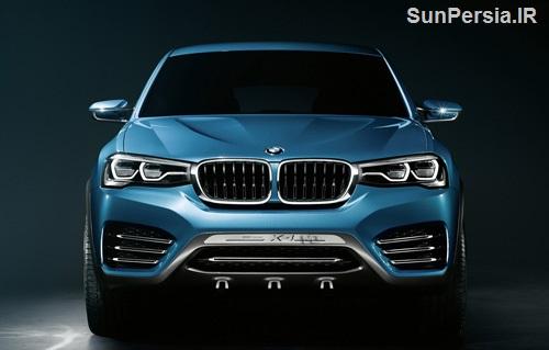 عکس به ام دبیلیو ایکس 6 BMW x6 2014